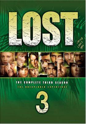 『LOST シーズン3』のポスター