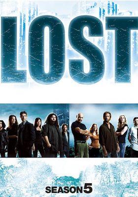 『LOST シーズン5』のポスター