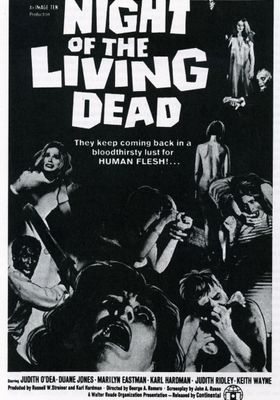 Night of the Living Dead's Poster