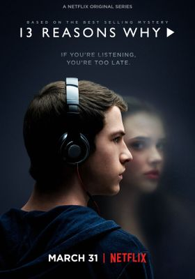 13 Reasons Why Season 1's Poster