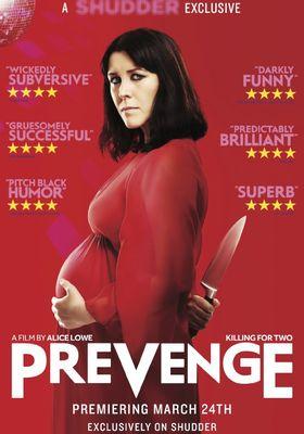 Prevenge's Poster