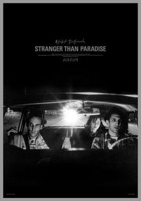 Stranger Than Paradise's Poster