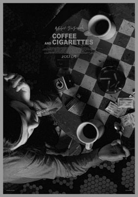 Coffee and Cigarettes's Poster