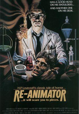 Re-Animator's Poster