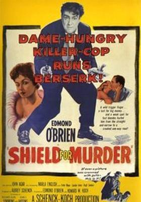 Shield for Murder's Poster