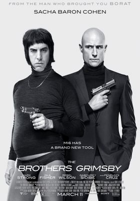 The Brothers Grimsby's Poster