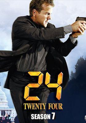 『24 -TWENTY FOUR- シーズン7』のポスター