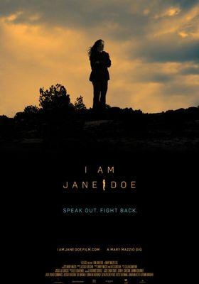 I Am Jane Doe's Poster