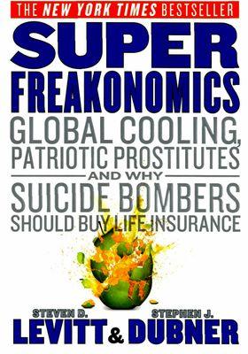 Superfreakonomics (Paperback)'s Poster