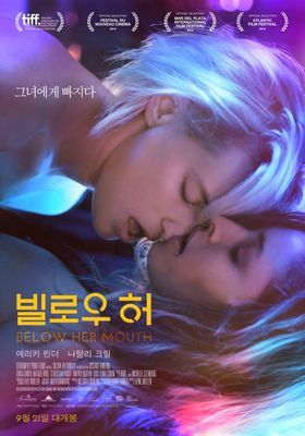 Below Her Mouth's Poster