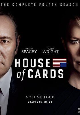 『ハウス・オブ・カード 野望の階段  シーズン4』のポスター