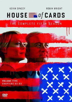 『ハウス・オブ・カード 野望の階段  シーズン5』のポスター