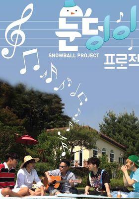 눈덩이 프로젝트의 포스터