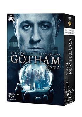 『GOTHAM/ゴッサム シーズン3』のポスター