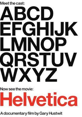 Helvetica's Poster