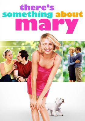 메리에겐 뭔가 특별한 것이 있다의 포스터