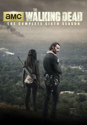 워킹 데드 시즌 6의 포스터