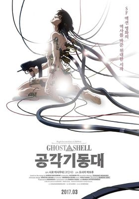 Ghost in the Shell's Poster