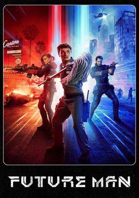 퓨처맨 시즌 1의 포스터