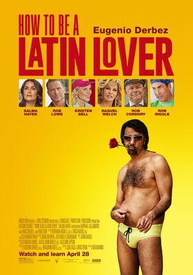 하우 투 비 어 라틴 러버의 포스터