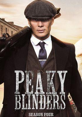 피키 블라인더스 시즌 4의 포스터