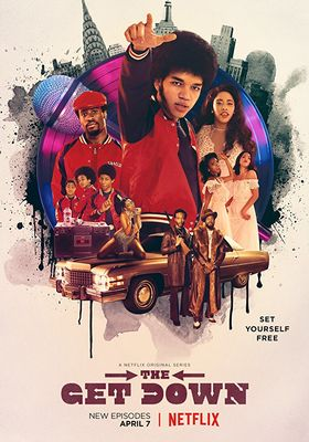 The Get Down Season 2's Poster