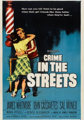 Crime in the Streets's Poster