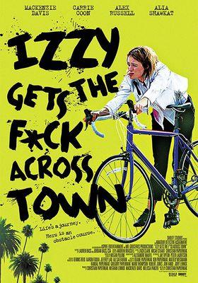 이지 겟츠 더 퍽 어크로스 타운의 포스터