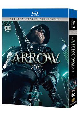 『ARROW/アロー <フィフス・シーズン>』のポスター