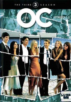 『The OC シーズン3』のポスター