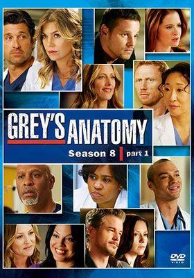 『グレイズ・アナトミー シーズン8』のポスター