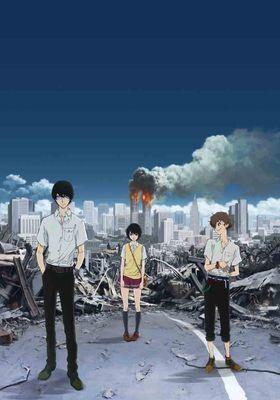 『残響のテロル』のポスター