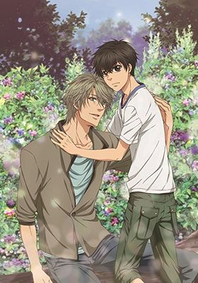 『SUPER LOVERS 2』のポスター