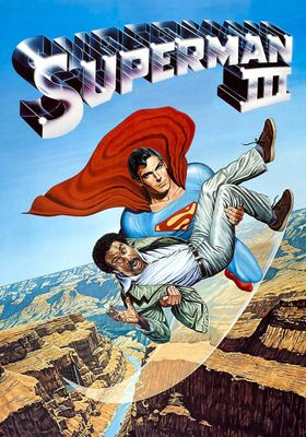 Superman III's Poster