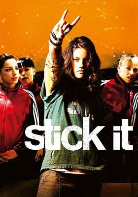 Stick It's Poster