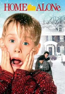 Home Alone's Poster