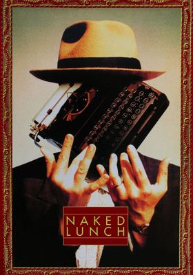Naked Lunch's Poster