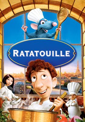 Ratatouille's Poster