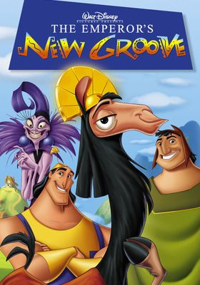 The Emperor's New Groove's Poster