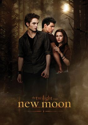 The Twilight Saga: New Moon's Poster