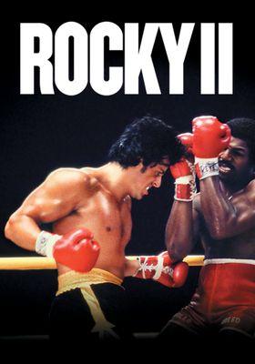 Rocky II's Poster