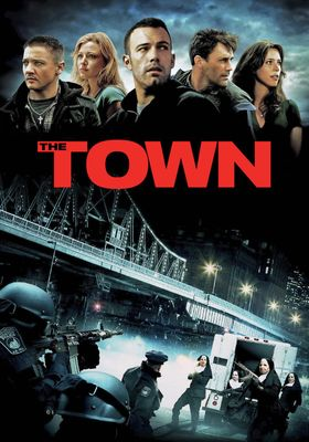 The Town's Poster