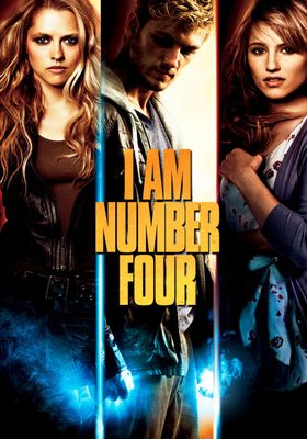 I Am Number Four's Poster