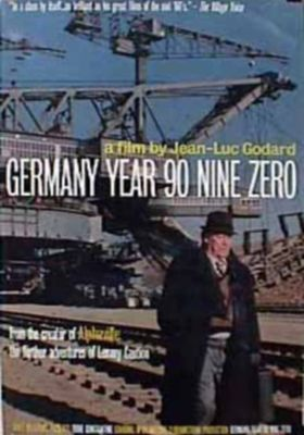 Germany Year 90 Nine Zero's Poster