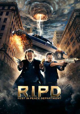 R.I.P.D.'s Poster