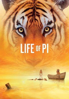 라이프 오브 파이의 포스터