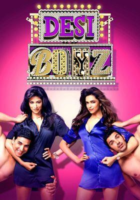 Desi Boyz's Poster