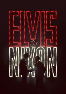 Elvis & Nixon's Poster