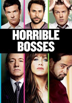 Horrible Bosses's Poster