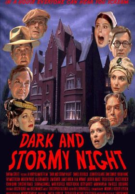 Dark and Stormy Night's Poster